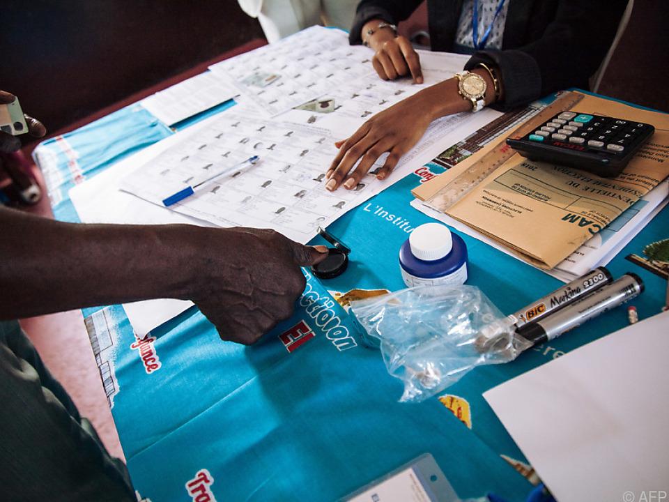 Kamerun wählt einen Präsidenten