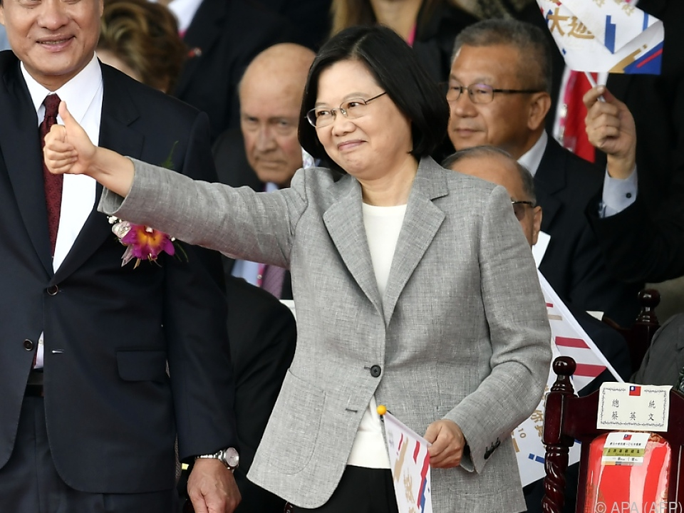 Kaohsiung werde eine berühmte Kulturstadt werden, so Präsidentin Tsai