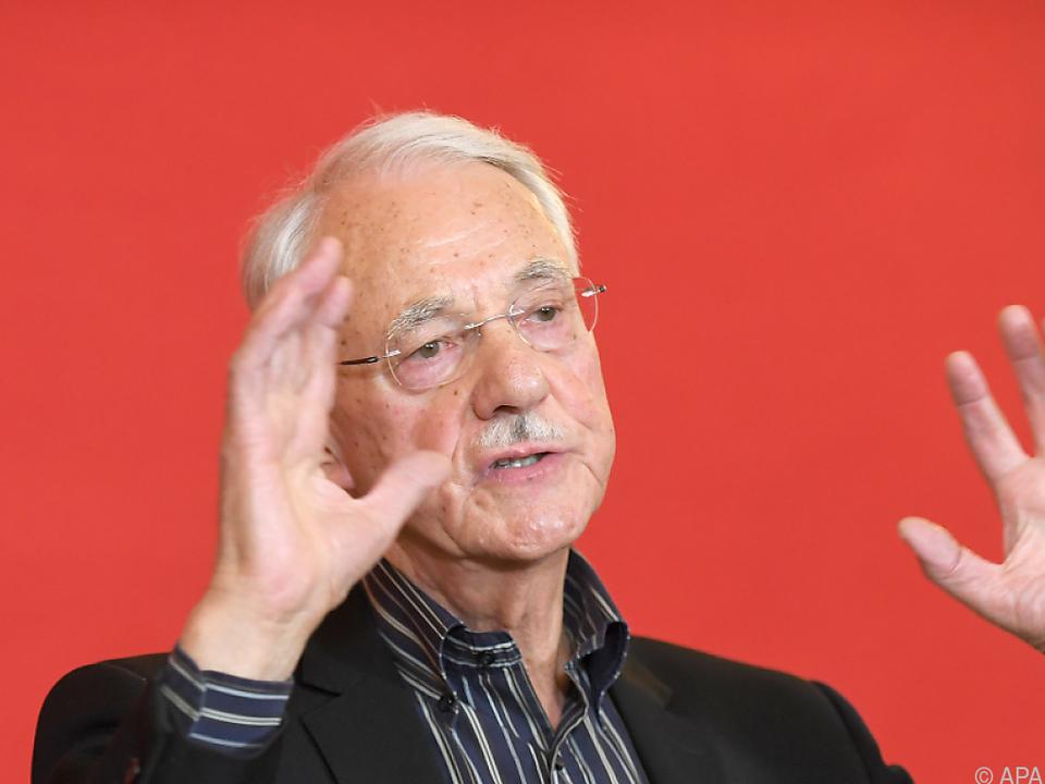 Karlheinz Essl schenkt der Albertina 1.323 Kunstwerke