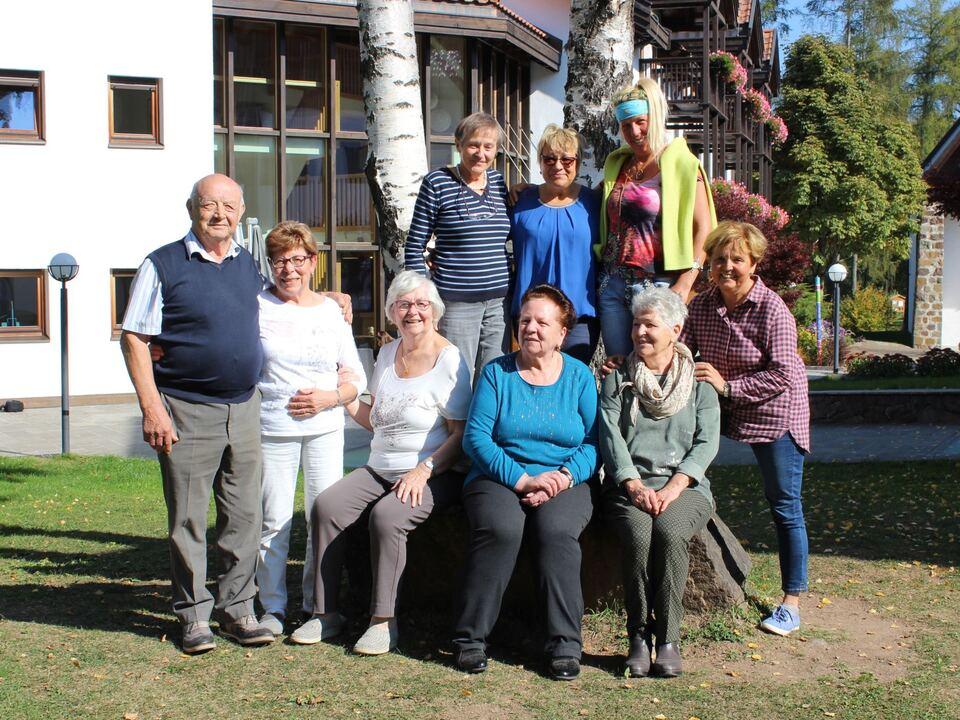 KFS Urlaub von der Pflege Herbst