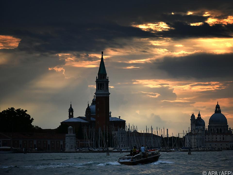 Lage in Venedig beruhigt sich