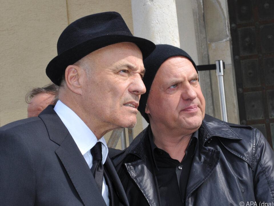 Lauterbach und Ochsenknecht wieder gemeinsam vor der Kamera