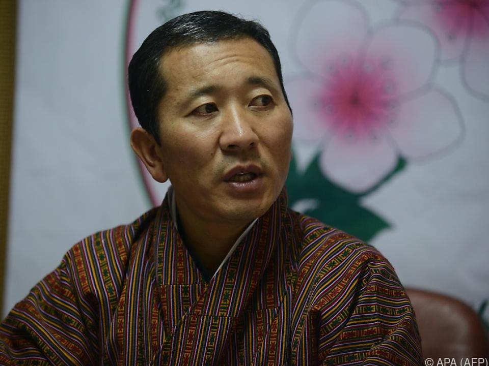 Lotay Tshering ist der neue Premierminister Bhutans