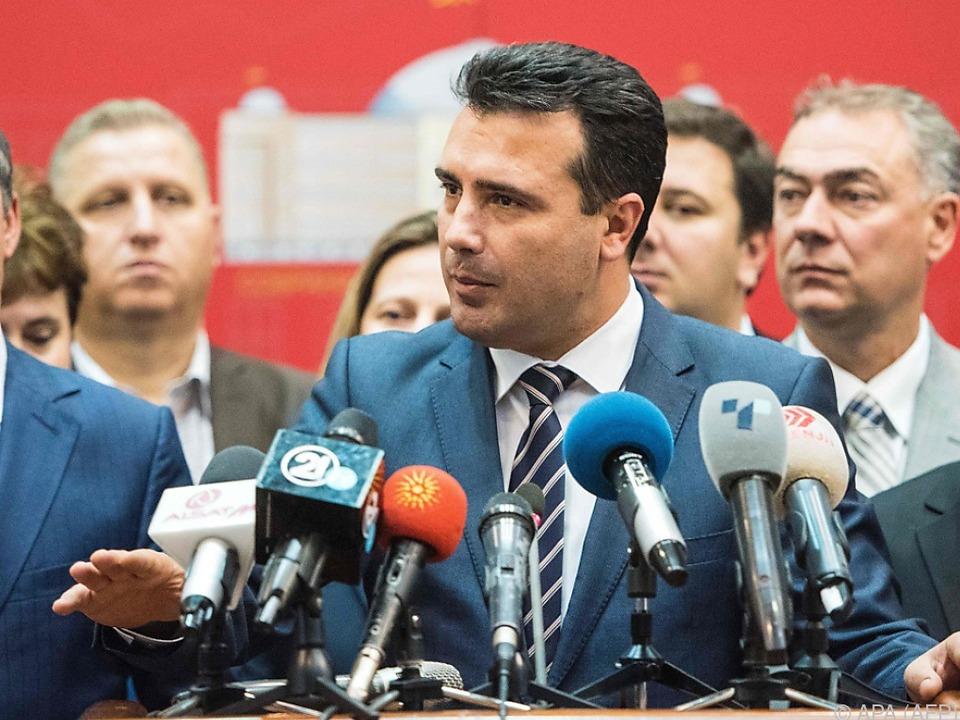 Mazedonien heißt bald \