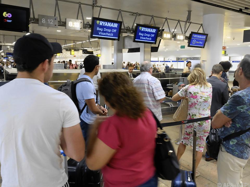 Mehr als 150.000 Passagiere waren betroffen