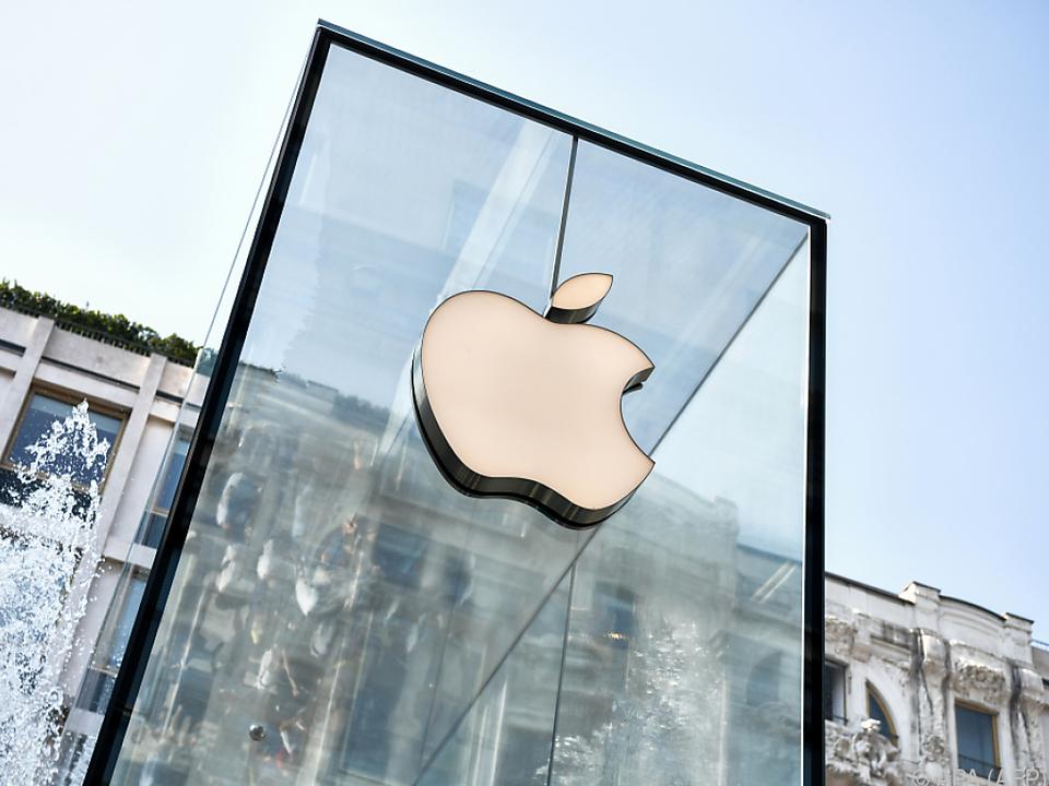 Millionen-Strafe für Apple