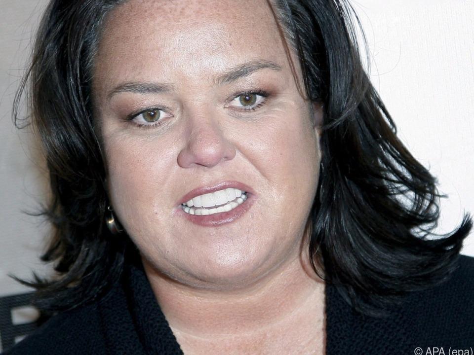 Mit der Hochzeit lässt sich Rosie O\'Donnell noch Zeit