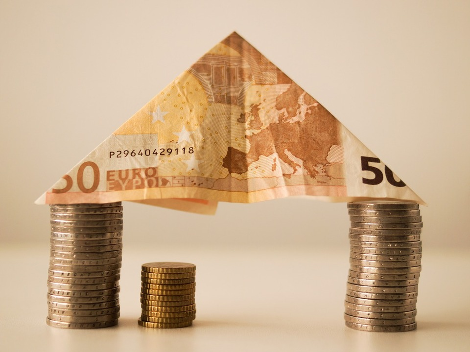 kredit haus darlehen geld