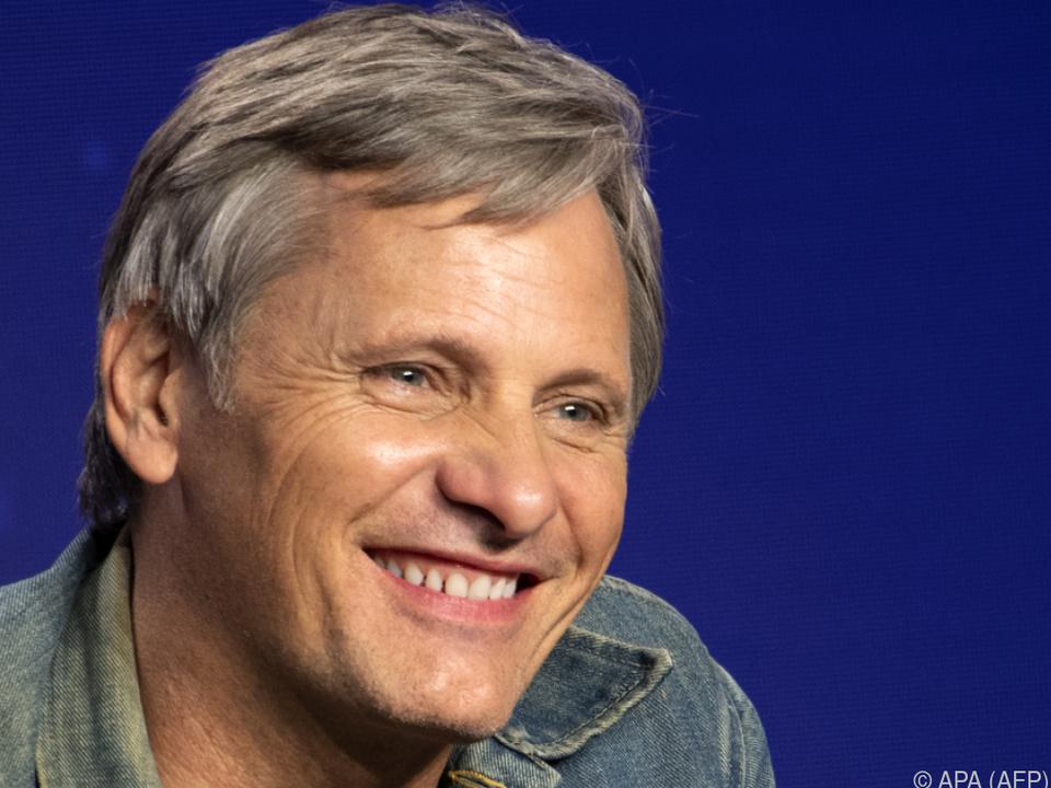 Mortensen wurde 2017 für einen Oscar nominiert