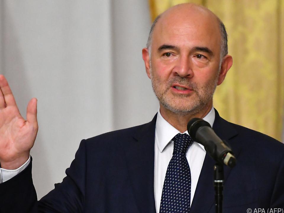Moscovici beschimpfte Europaabgeordneten als Faschisten