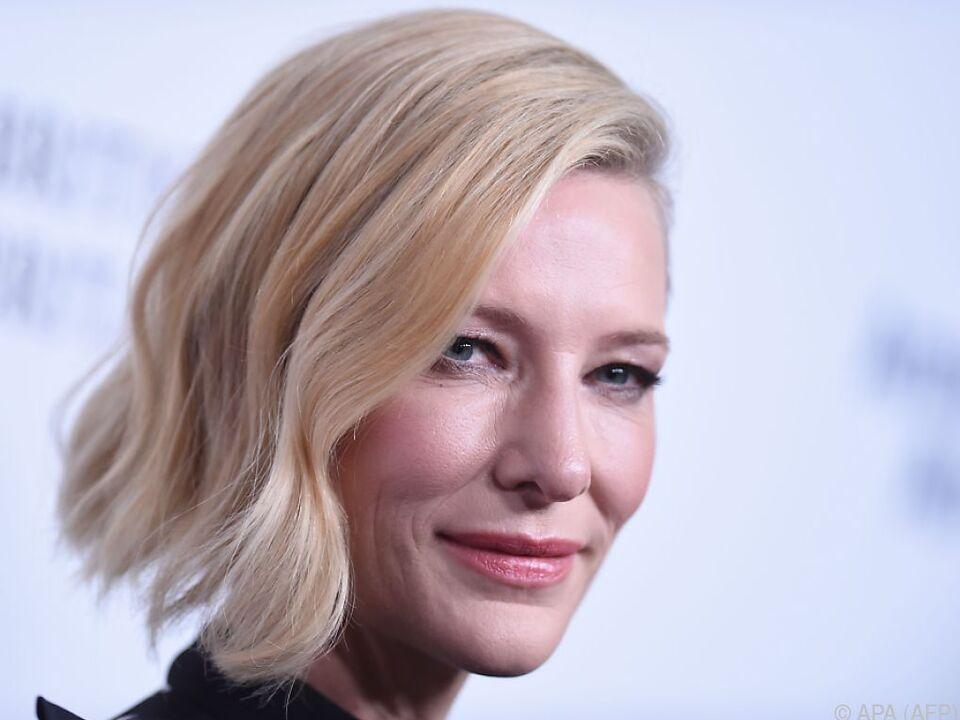 Neue Rolle für Cate Blanchett