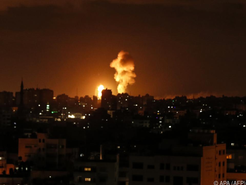 Neuerlicher Gewaltausbruch im Nahen Osten