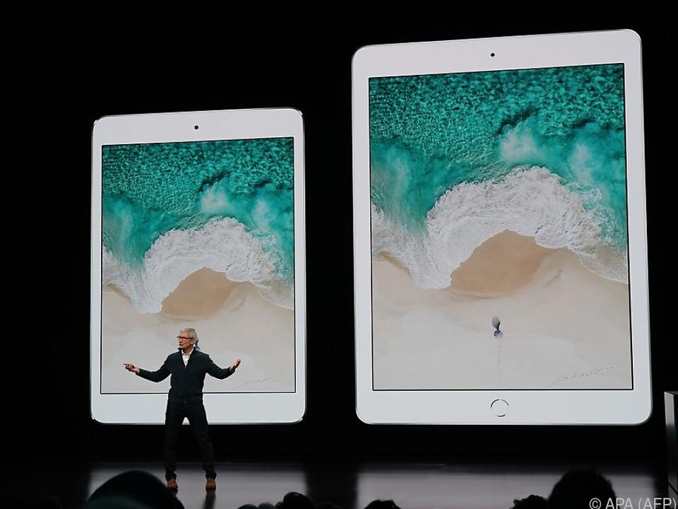 Neuerungen bei Apple-Produkten