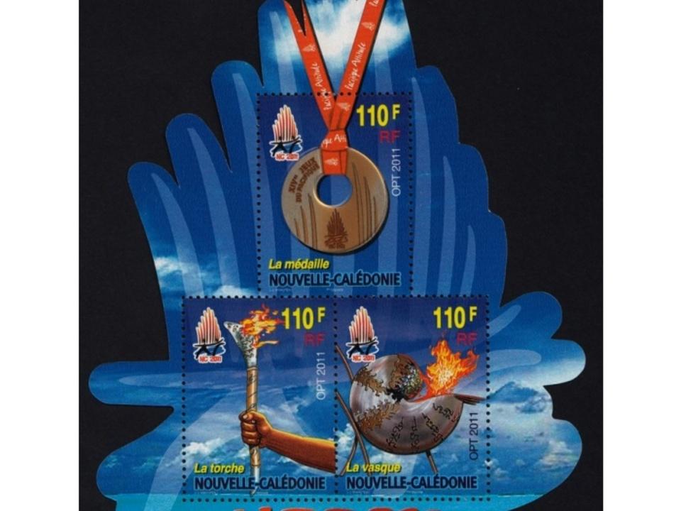 Neukaledonien Briefmarke