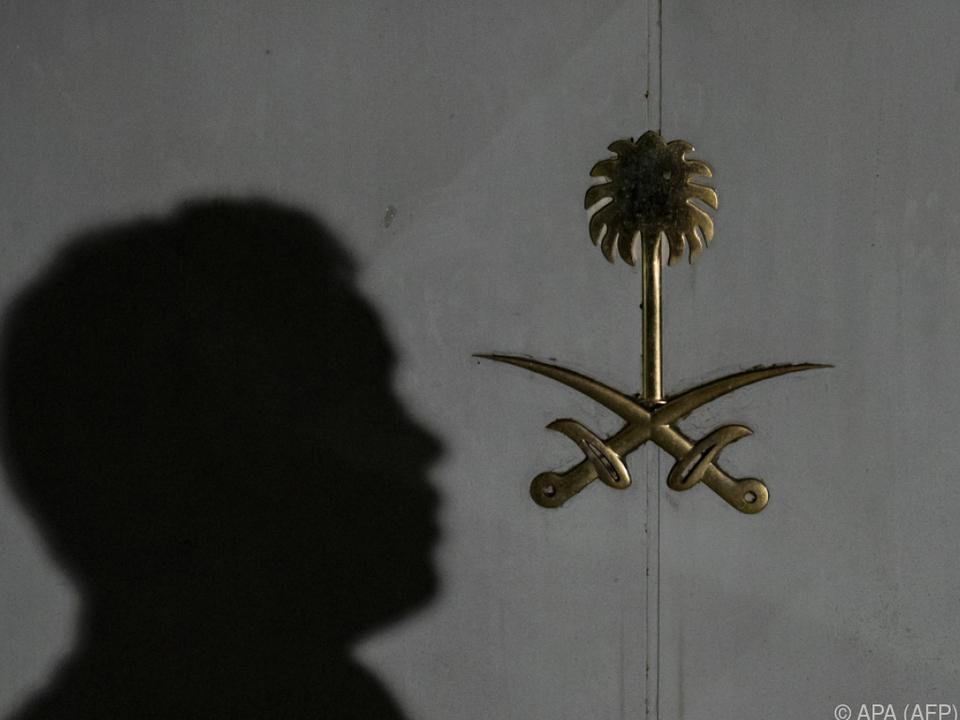Noch ist unklar was genau in der saudischen Botschaft passierte