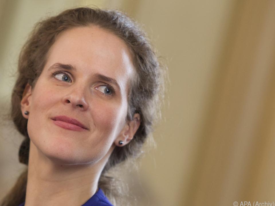 Nora Schmid von der Oper Graz ist ein Gründungsmitglied