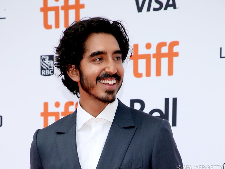 Patel wird auch Co-Autor, Produzent und Hauptdarsteller sein