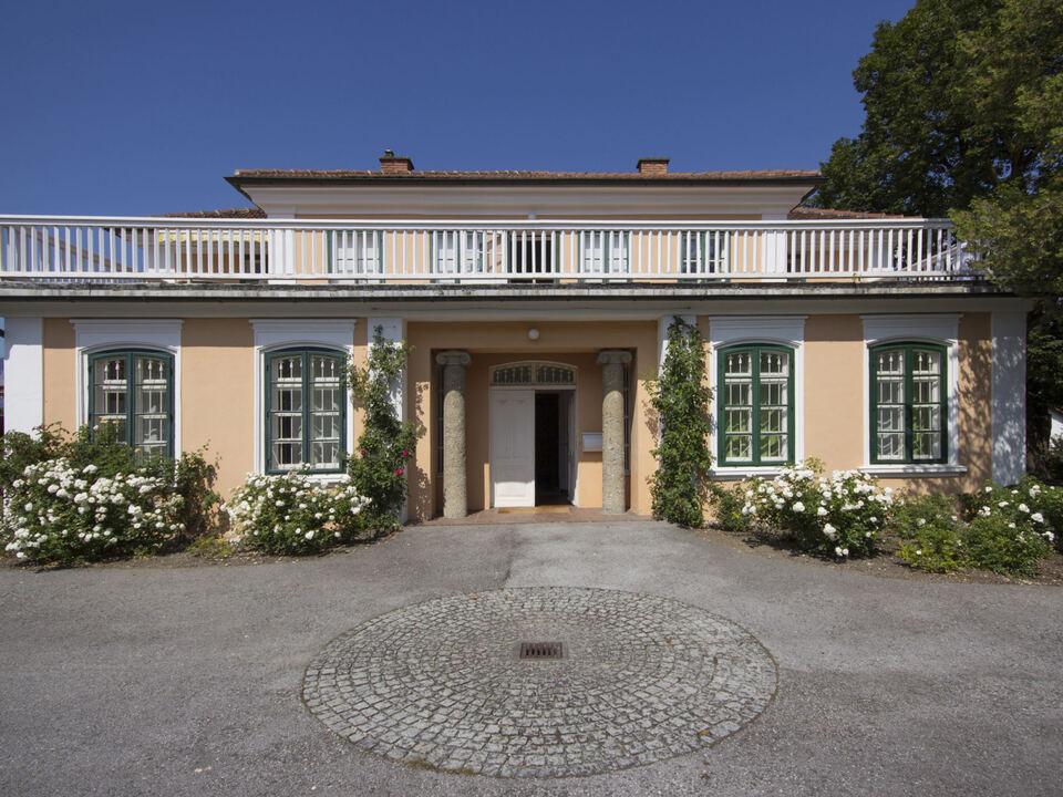 Dichter-Villa Rosenegg in Aldrans
