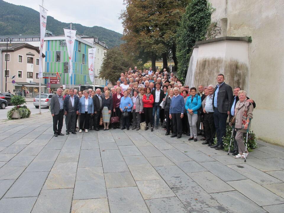 PM Ausflug der Burggräfler und Vinschger HGV-Senioren