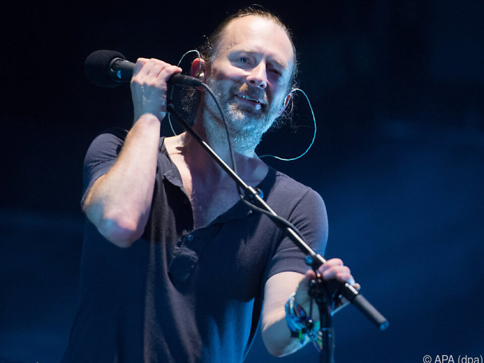 Radiohead-Frontmann Thom Yorke vertonte Horrorfilm
