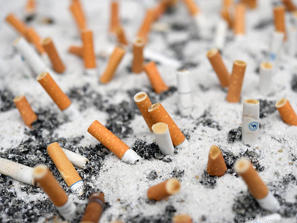 Rauchen gefährdet auch die Gesundheit anderer