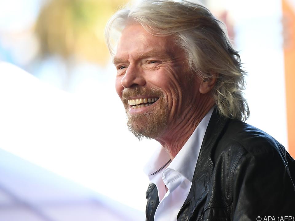 Richard Branson besinnt sich der Wurzeln von Virgin