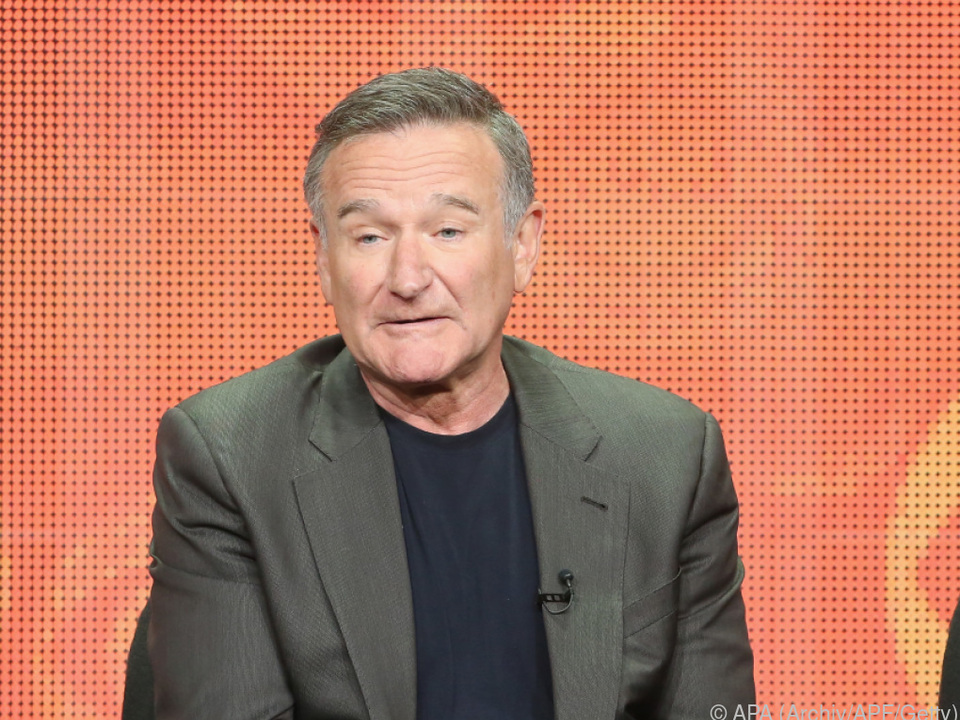 Robin Williams war ein Sammler