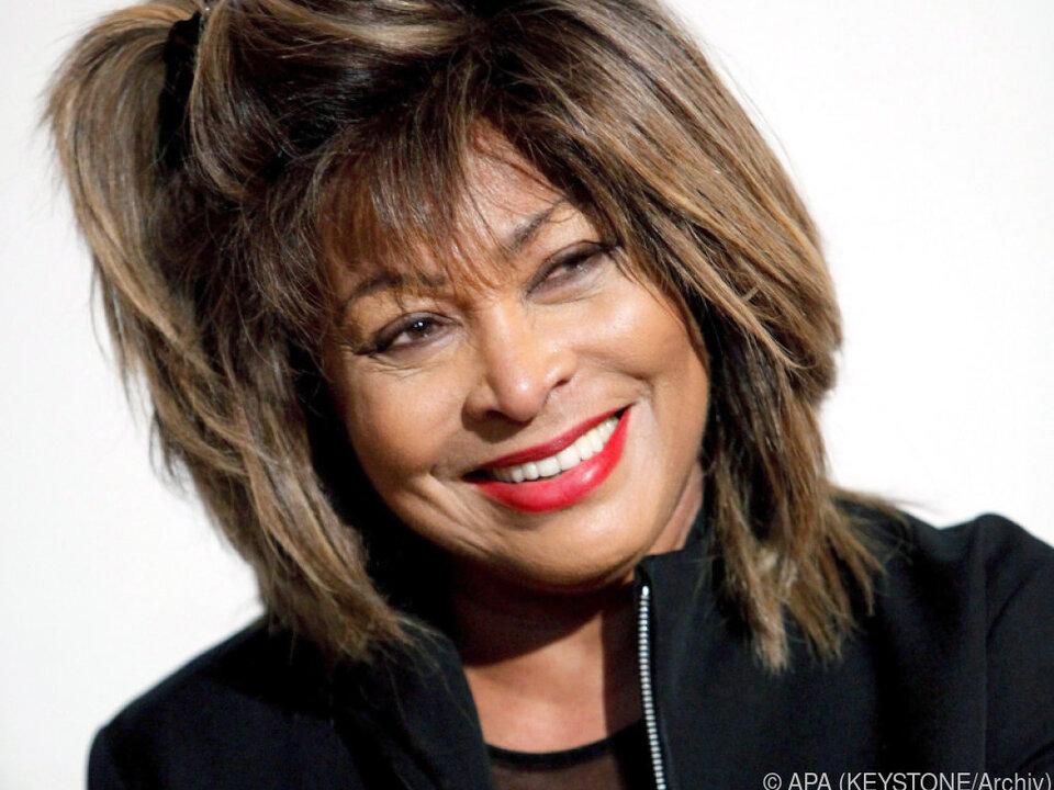 Rocklegende Turner erhielt Organspende von ihrem Ehemann