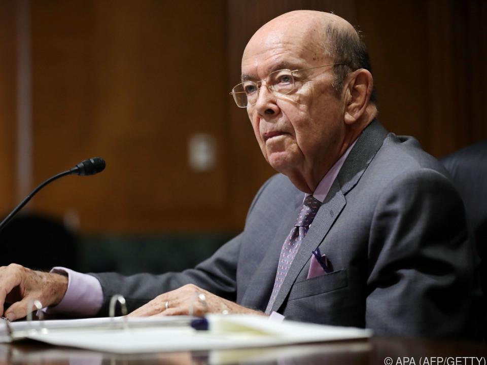 Ross will eine Ausstiegsklausel für Zollvereinbarungen mit China