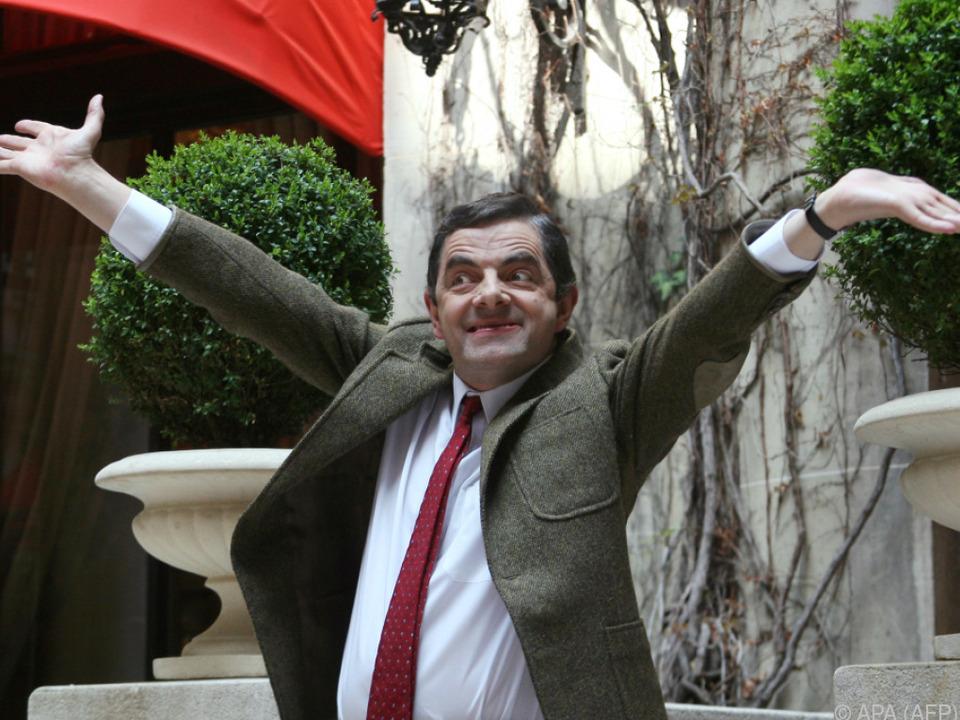 Mr. Bean hat ein kindliches Gemüt