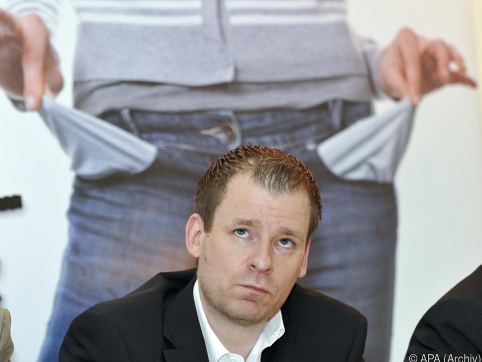 Rudolf Fußi will von SPÖ kein Geld genommen haben