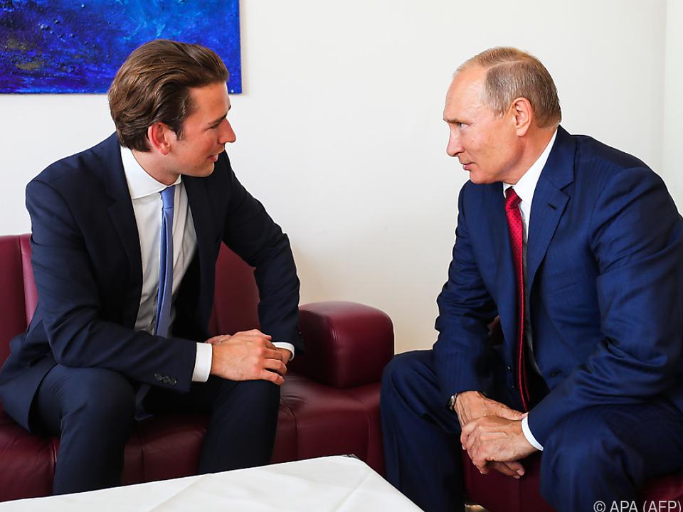 Russisch-österreichische Beziehungen \