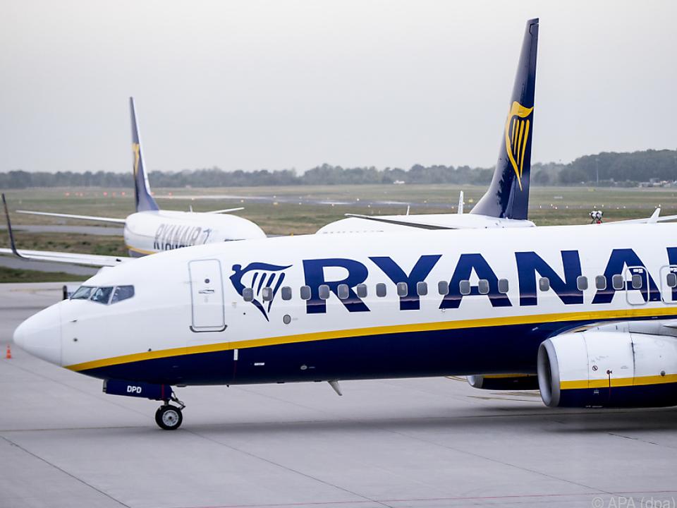Ryanair bestraft Streikende