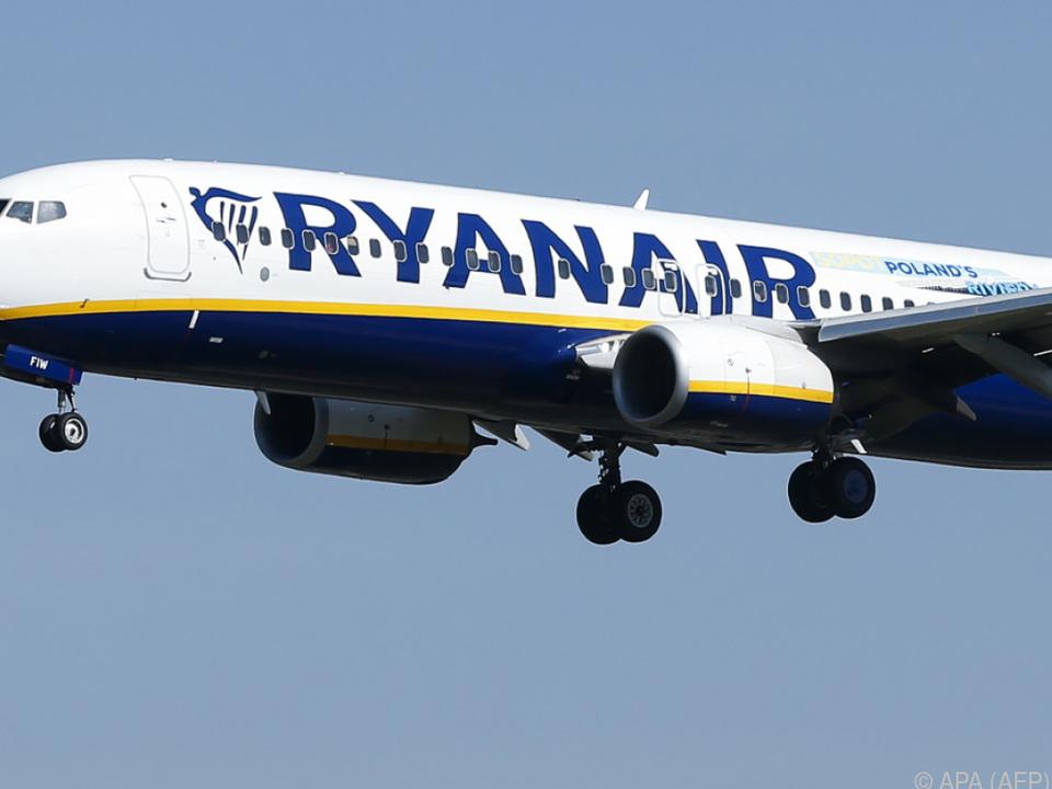 Ryanair-Chef Michael O\'Leary zeigt sich optimistisch