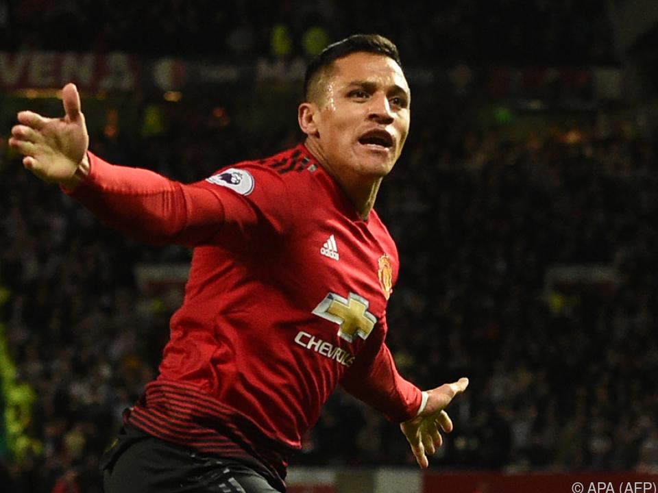 Sanchez sorgte in Minute 90 für den Siegtreffer