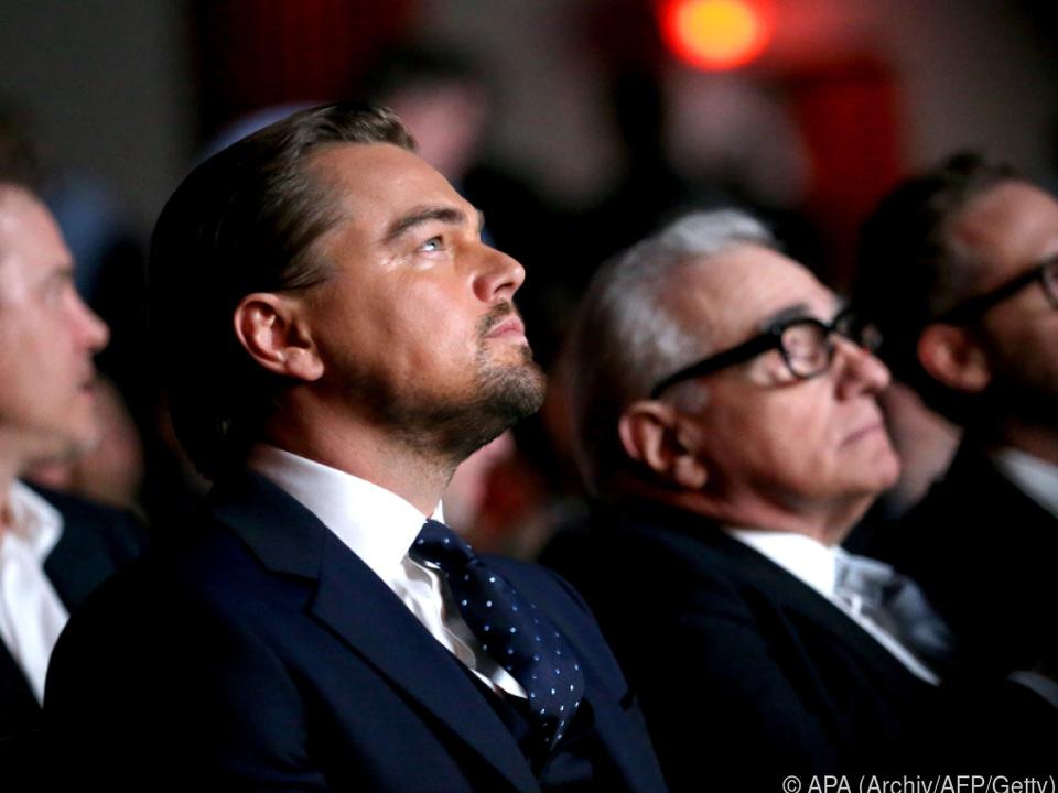 Scorsese und DiCaprio mit weiterer Zusammenarbeit
