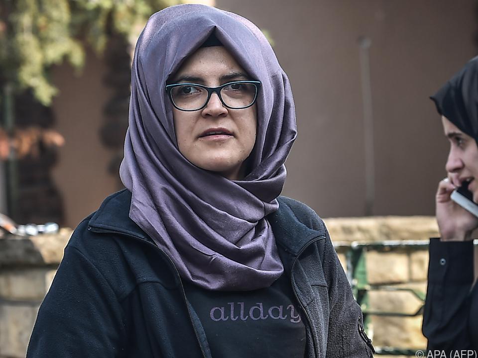 Seine Verlobte befürchtet, Khashoggi ist entführt worden