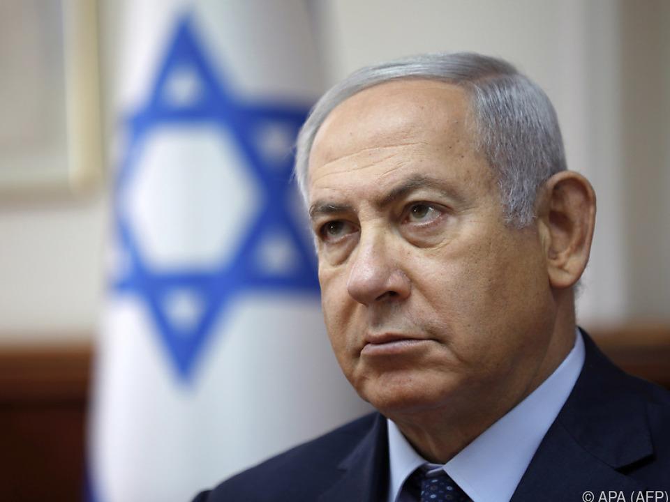 Seltener Besuch von Netanyahu in arabischem Staat