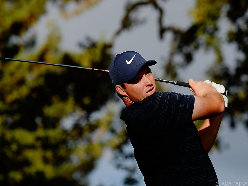 Sensationeller Auftakt von Sepp Straka bei Golfprofi-Tour PGA