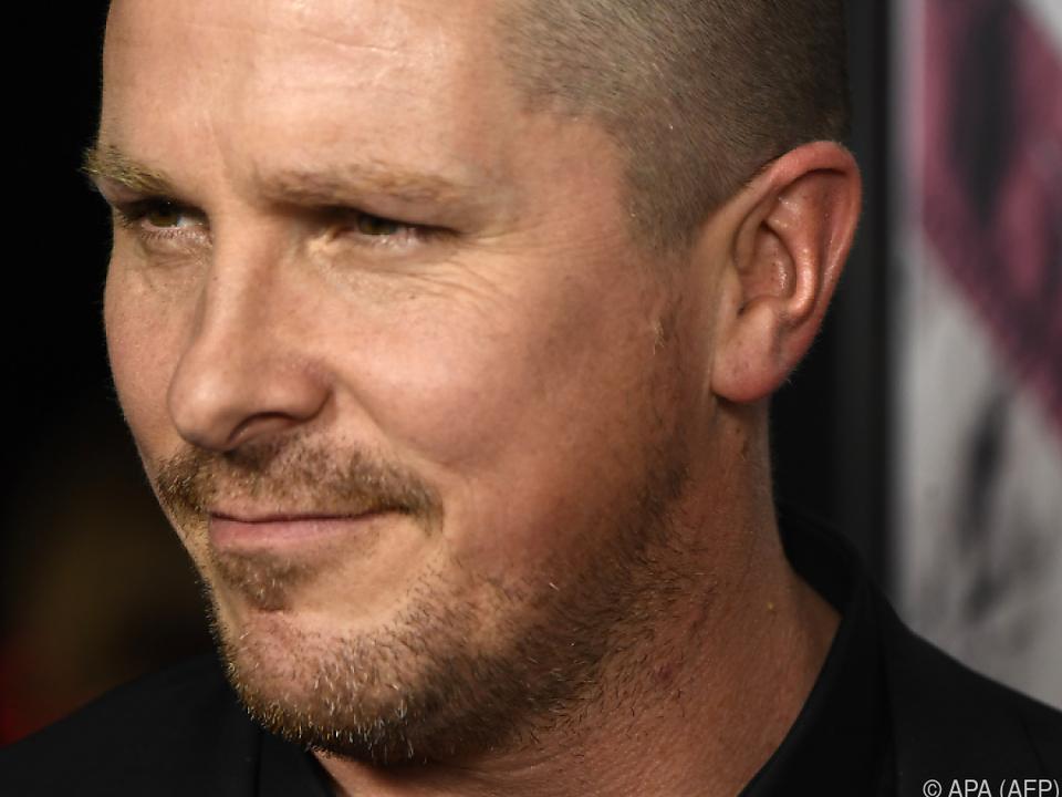 So sah Christian Bale davor aus