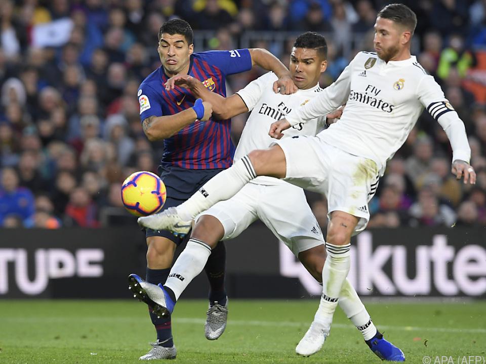 Suarez nicht zu stoppen