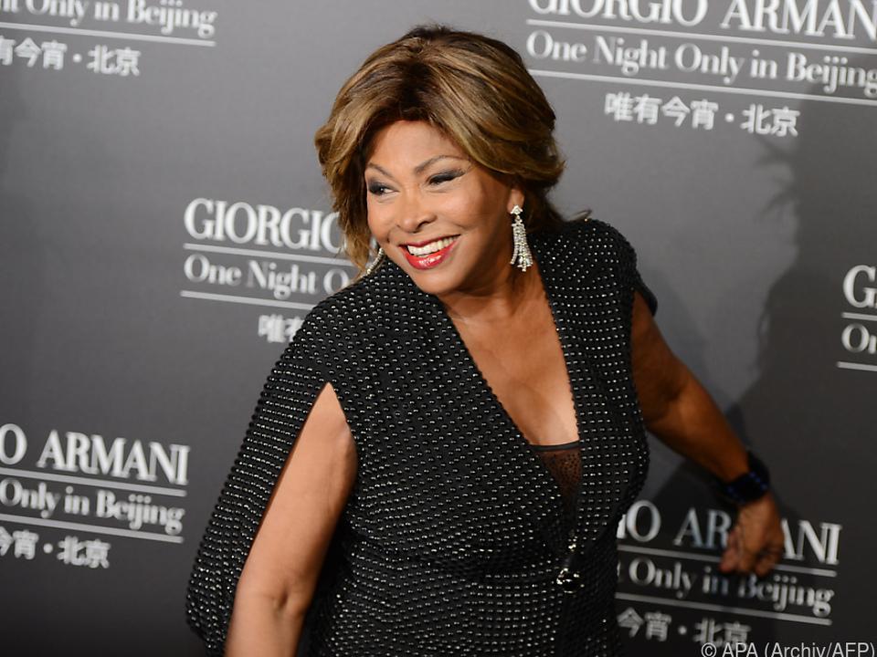 Tina Turner lebt schon seit Jahren zurückgezogen bei Zürich