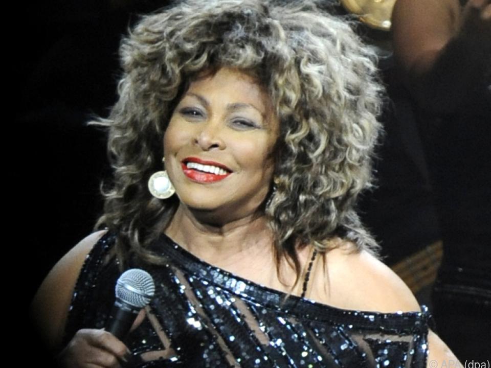 Tina Turner setzt sich für das Musical tatkräftig ein