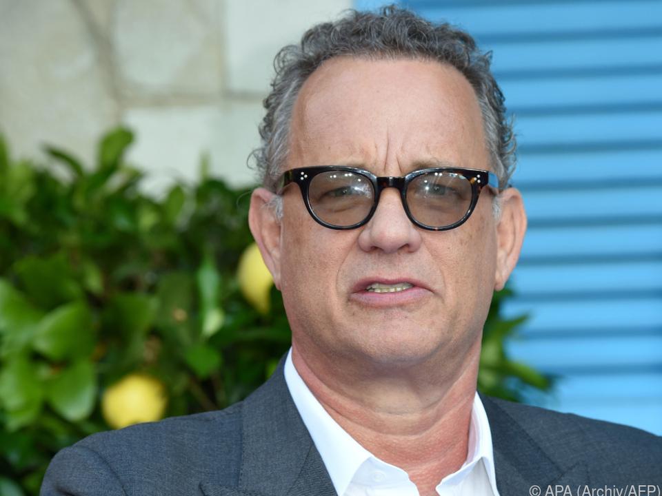 Tom Hanks bestätigte die Echtheit des Hausbootes