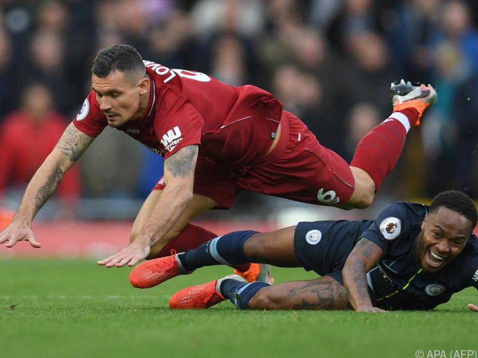 Torloser Schlager Liverpool gegen Manchester City