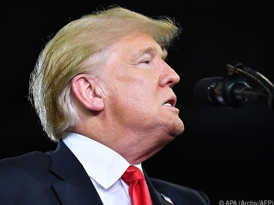 Trump kritisierte die US-Geldpolitik erneut
