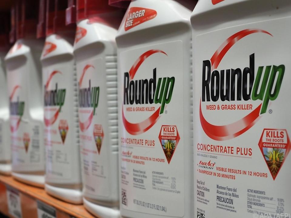 Unkrautvernichtungsmittel wie Roundup sollen krebserregend sein