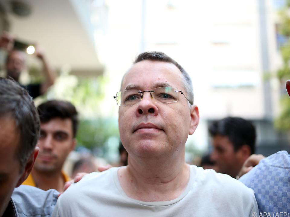 US-Pastor Craig Brunson dürfte bald in die Heimat zurückkehren