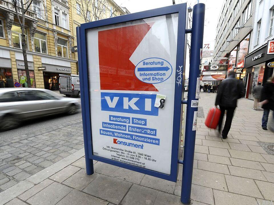 Verein für Konsumenteninformation klagt VW