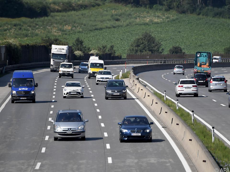Verkehr ist der größte THG-Produzent in Österreich